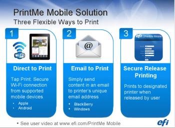 EFI PrintMe Mobile